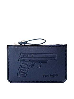davidelfin Portemonnaie Key Purse blau