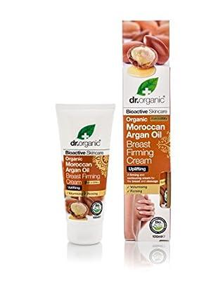 Dr.Organic Bruststraffende Creme Organic Argan 100 ml, Preis/100ml: 13,95 EUR