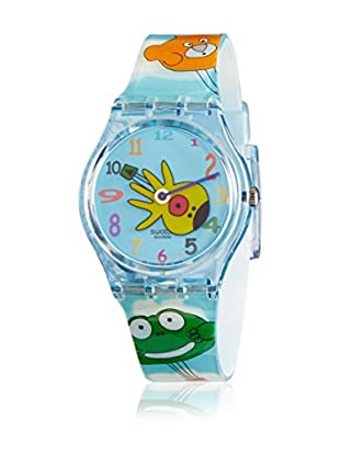 Swatch Reloj de cuarzo In The Air GN221  34 mm