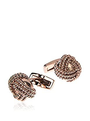 Blackjack Jewelry Manschettenknopf Knot 18K