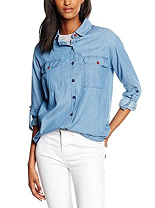 Cross Jeans Camicia Denim
