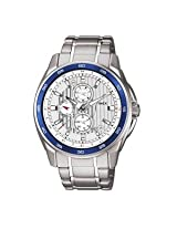 Timex E Class Analog Silver Dial Men's Watch - TI000T80000