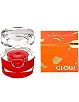 GLOW 24k Gold Leaf Lip Gloss Madder 5.5 g by Belmacz