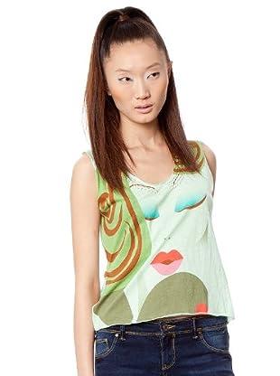 Custo T-Shirt (Hellgrün)