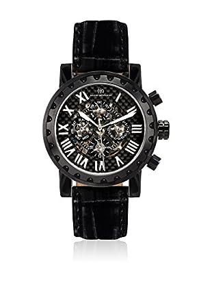 Mathis Montabon Reloj automático Man Squelette Ip Negro 40.0 mm