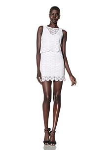 Rebecca Minkoff Women's Jemme Dress (White)