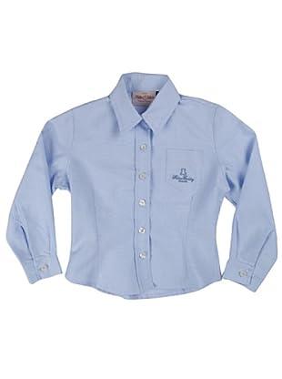Metrokids Camisa Niña Ibadan (Azul Claro)