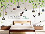 Big Tree Paper Vinyl Wall Stickers For Kids Rooms Mural Wall Paper Ay220A