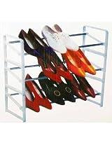 Birde Plastic Shoe Rack