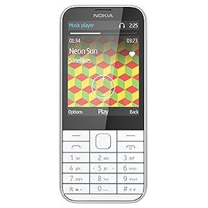 Nokia 225 (Dual SIM, White)