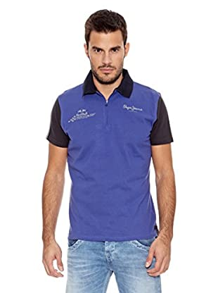 Pepe Jeans London Polo Kers (Azul)