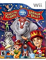 Ringling Bros. and Barnum & Bailey Circus (Nintendo Wii)