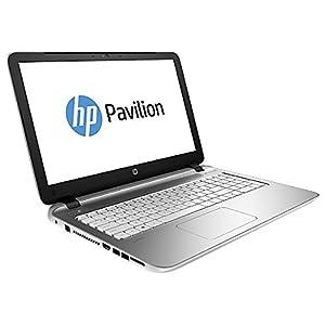 HP Pav14-v021TU 14-inch Laptop (Core i3-4030U/4GB/1TB/Win 8.1/Intel HD Graphics 4400/With Bag), Snow White