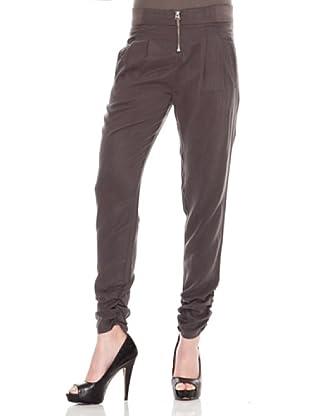 Calvin Klein Jeans Pantalón Afelpado (Gris Antracita)