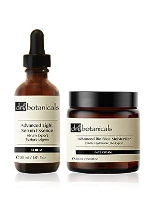 Dr Botanicals Set, 2-teilig Serum 30 ml und Gesichtspflege 60 ml