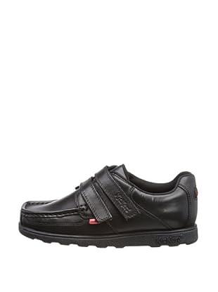 Kickers Zapatos Heather (Negro)