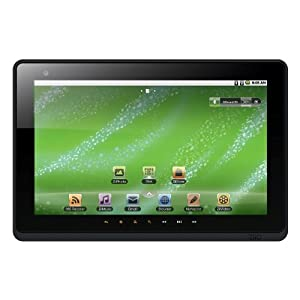 Creative ZiiO 8 GB 10-Inch Android 2.2 Wireless Entertainment Tablet (Black)
