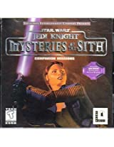 Star Wars Jedi Knight Mysteries of the Sith Companion Missions