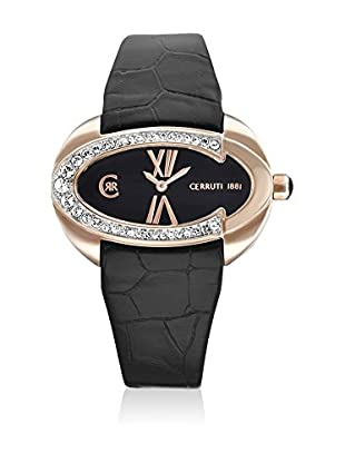 Cerruti 1881 Quarzuhr Woman Cro016S222B 40 mm