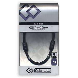 【クリックで詳細表示】コラントッテ ワックルネックGe+ ブラック ACWG01M