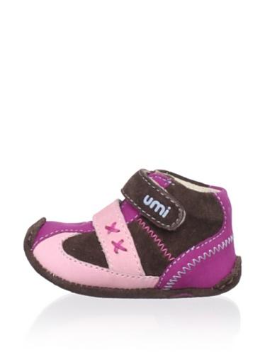 umi Alix Boot (Infant/Toddler) (Plum)