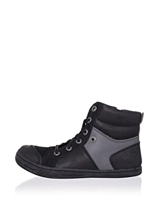 Kickers Kid's Jeeper-AW High Top Sneaker (Toddler\/Little Kid)
