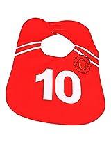 Lilsta Baby Bib (Red)