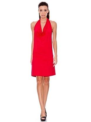 Calvin Klein Vestido (Rojo)