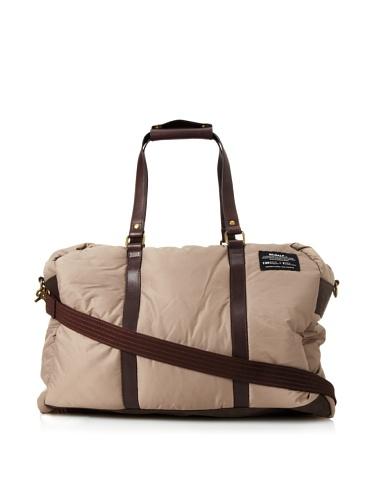 ECOALF Men's Porto 24 Hour Travel Bag (Pine Bark)
