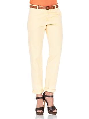 American Vintage Pantalón Chino (Níspero)