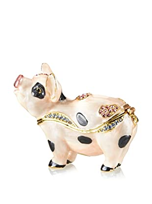 Spotted Pig Trinket Box