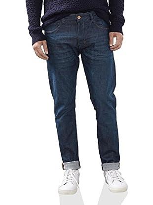 ESPRIT Herren Jeanshose 126EE2B004-5 Pocket, Blau (Blue Dark Wash 901), W38/L32