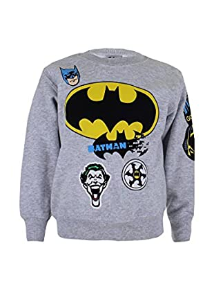 DC COMICS Sweatshirt Batman Badge