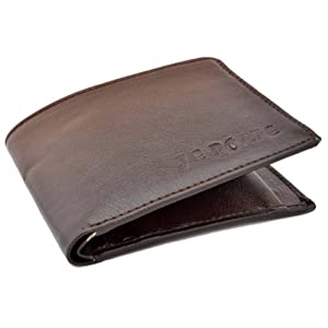 Je Porte 903 Two Tone Brown Wallet For Men