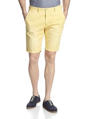 GANT Rugger Men's Canvas Shorts (sunflower)
