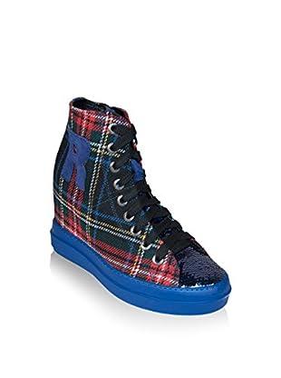 Ruco Line Sneaker Zeppa 4916 Gravity Sorbonne S