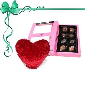 Belgium Chocolates - Lovely Delicious Chocolates with Heart