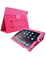 iPad Pro 9.7 Case, Snugg™ - Smart Cover with Flip Stand & Lifetime Guarantee (Pink) for Apple iPad Pro 9.7 (2016)