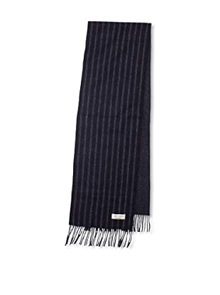 Joseph Abboud Men's Dash Scarf (Navy/Charcoal)