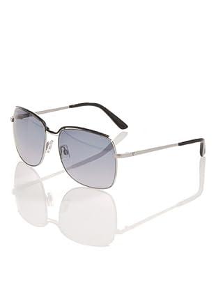 Hogan Sonnenbrille HO0049 16B schwarz/silber