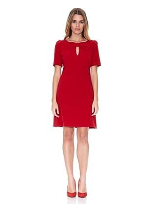 Poète Vestido irina (Rojo)