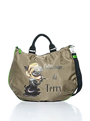 Trend By Gianmarco Venturi Bolso Terry2 (Multicolor)
