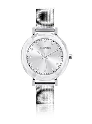 K&Bros  Reloj 9183 (Plata)