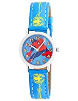 Marvel Analog Multi-Color Dial Children's Watch - AW100028