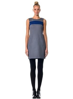 Eccentrica Kleid (Grau)