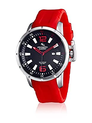 Strumento Marino Reloj Enterprise SM100S-SS-NR-RS