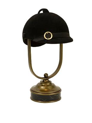 Ascot English Riding Helmet Table Lamp