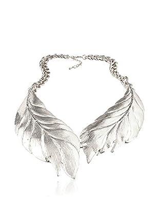 Chamay Halskette  silberfarben