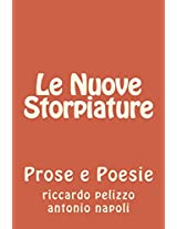 Le Nuove Storpiature (Italian Edition)