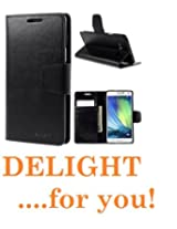 Delite Mercury Goospery Fancy Diary Wallet Case Cover for Samsung G530 H with + free TOUCH PEN